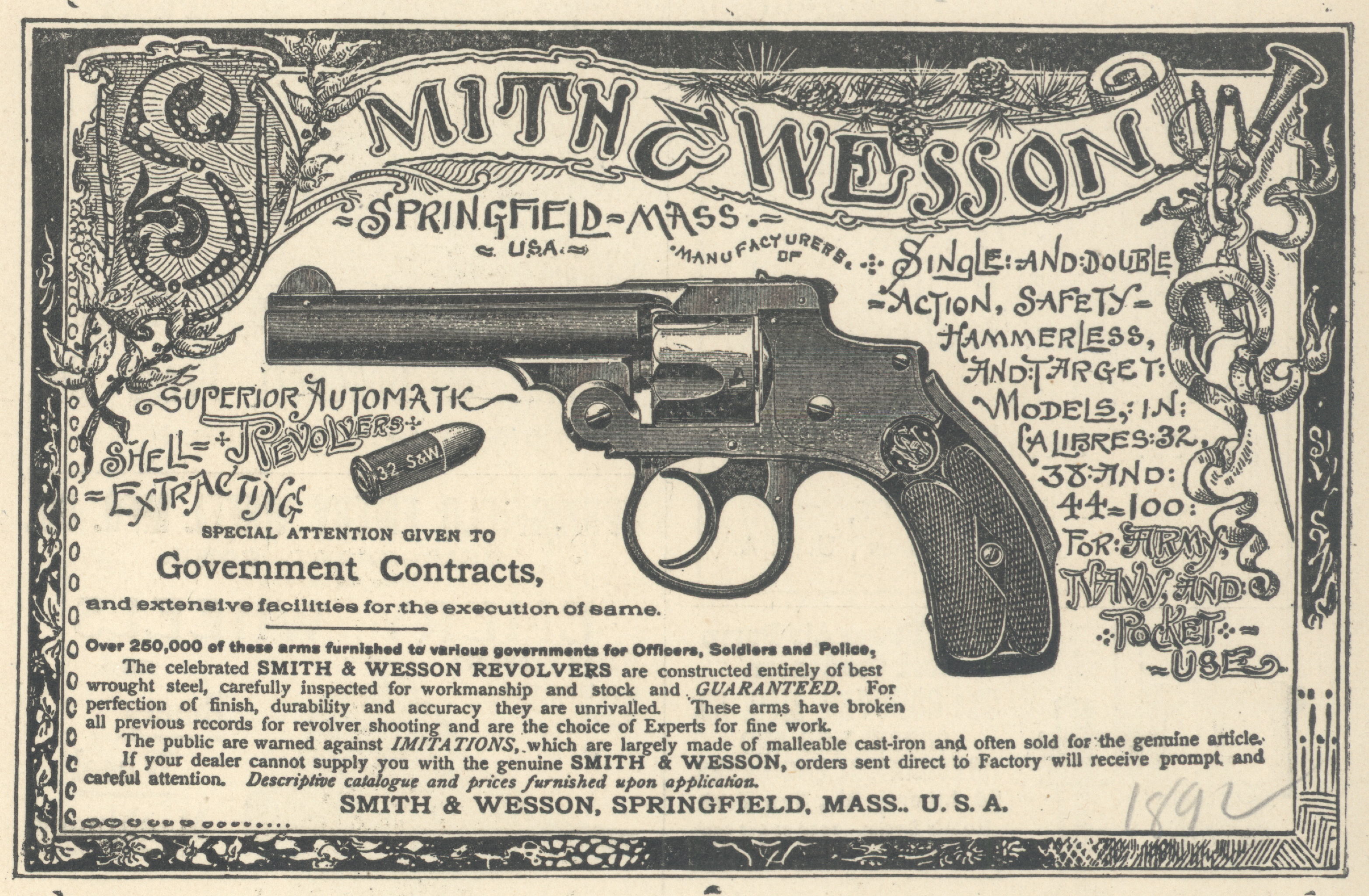 smith and wesson bodyguard 38 special serial number