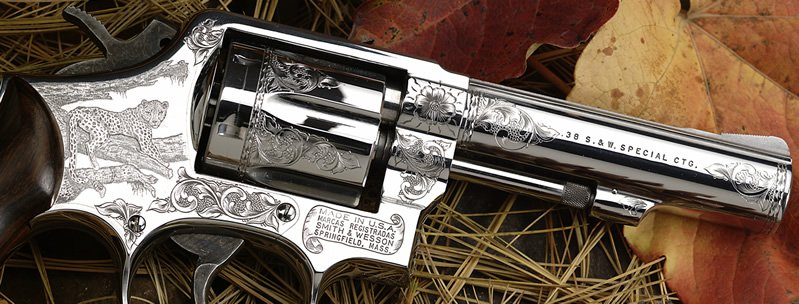 Engraving Services Smith Amp Wesson