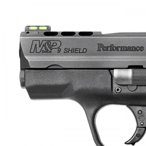 M P Ported Shield 9mm Of Performance Center Ported M P 9 Shield Smith Wesson