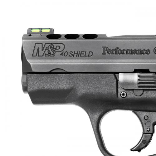 Performance center ported m p 40 shield smith wesson for M p ported shield 9mm
