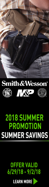 2018 Summer Savings Promotion | Smith & Wesson
